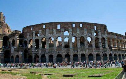 Destination voyage rome