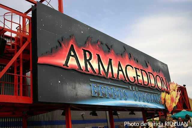 Armageddon: les Effets Spéciaux