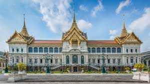 Le Palais Royal bangkok