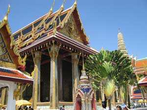 Wat Phra Kaeo Bangkok