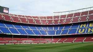 La Camp Nou (stade du FC Barcelone)
