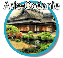 guide asie-océanie - avis voyages