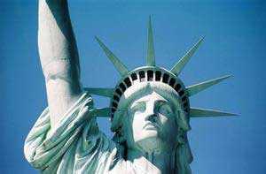 La statue de la Liberté new-york