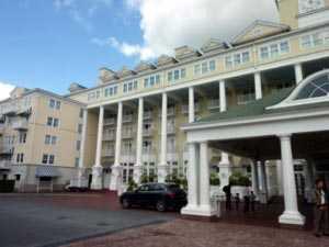 Disney Hotel Newport Bay Club