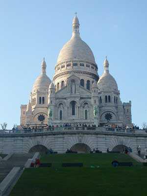 Basilique du Sacre-Coeur Paris