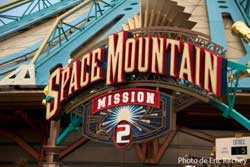 Space Moutain : Mission 2