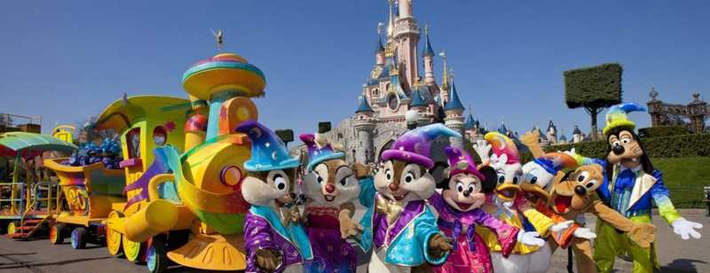 Guide sur Disneyland Paris