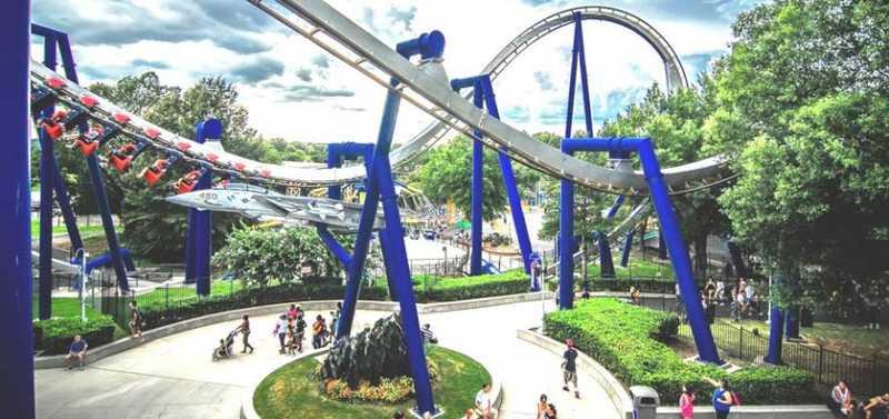 Top 5 des meilleurs parcs d'attractions en France