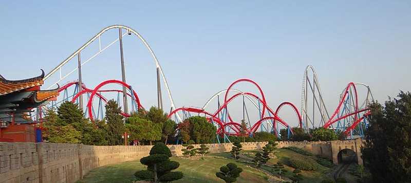 Top 3 des parcs d 39 attractions en europe avis voyages - Parc d attraction espagne port aventura ...