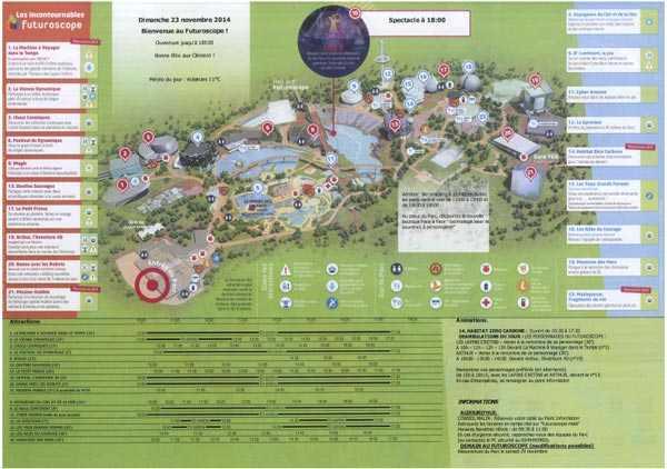plan futuroscope