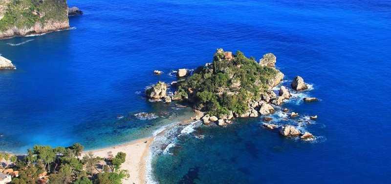 La face nord de la Sicile : terre sous influence