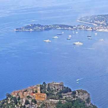 Visiter la Côte d'Azur à travers ses villages