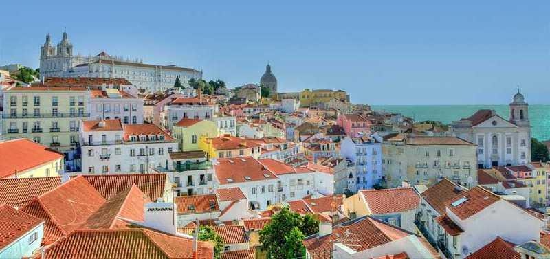 Lisbonne, la cité blanche au pays bleu