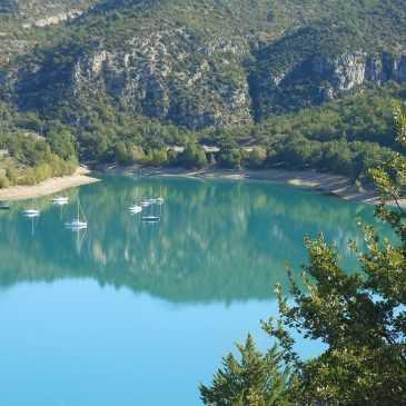 Trois bonnes raisons de choisir le Verdon pour vos prochaines vacances