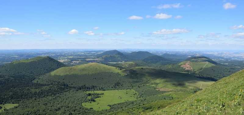 L'Auvergne ma prochaine destination des vacances d'été