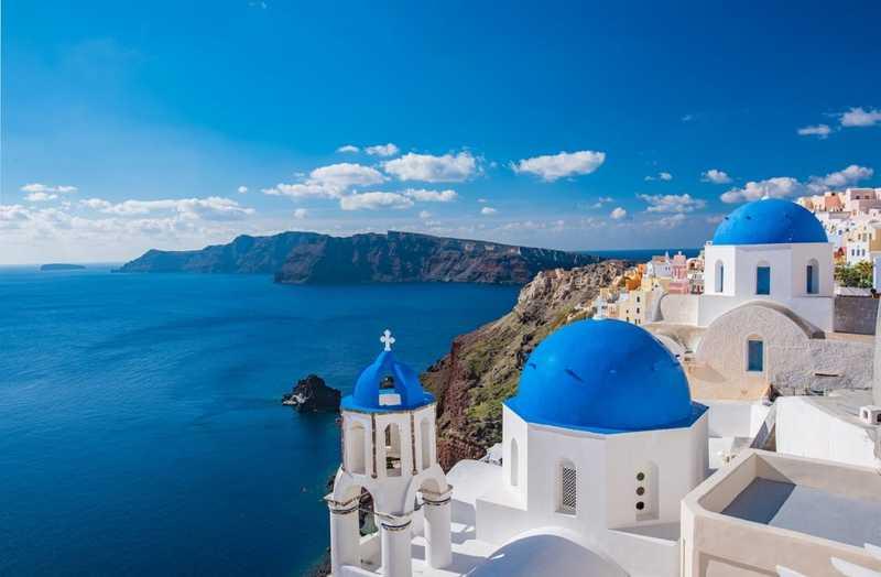 Santorin Crete