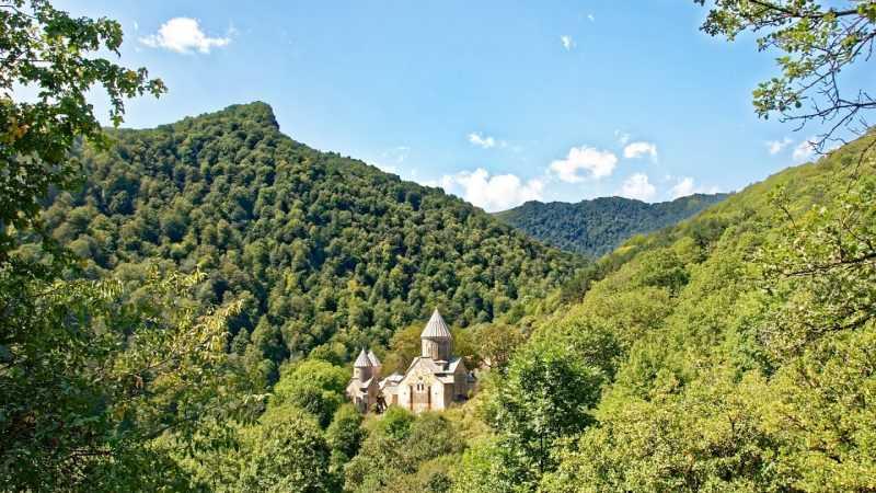 Partir découvrir l'Arménie en famille