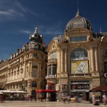 A la découverte de Montpellier