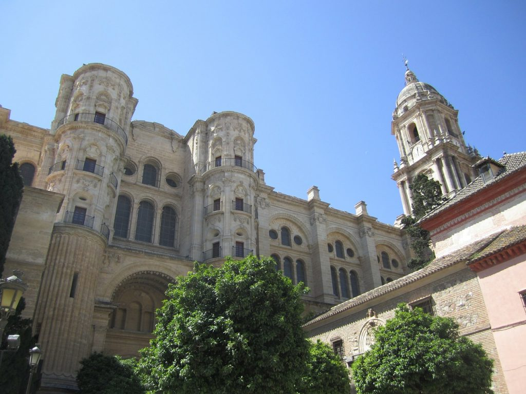 Malaga Eglise