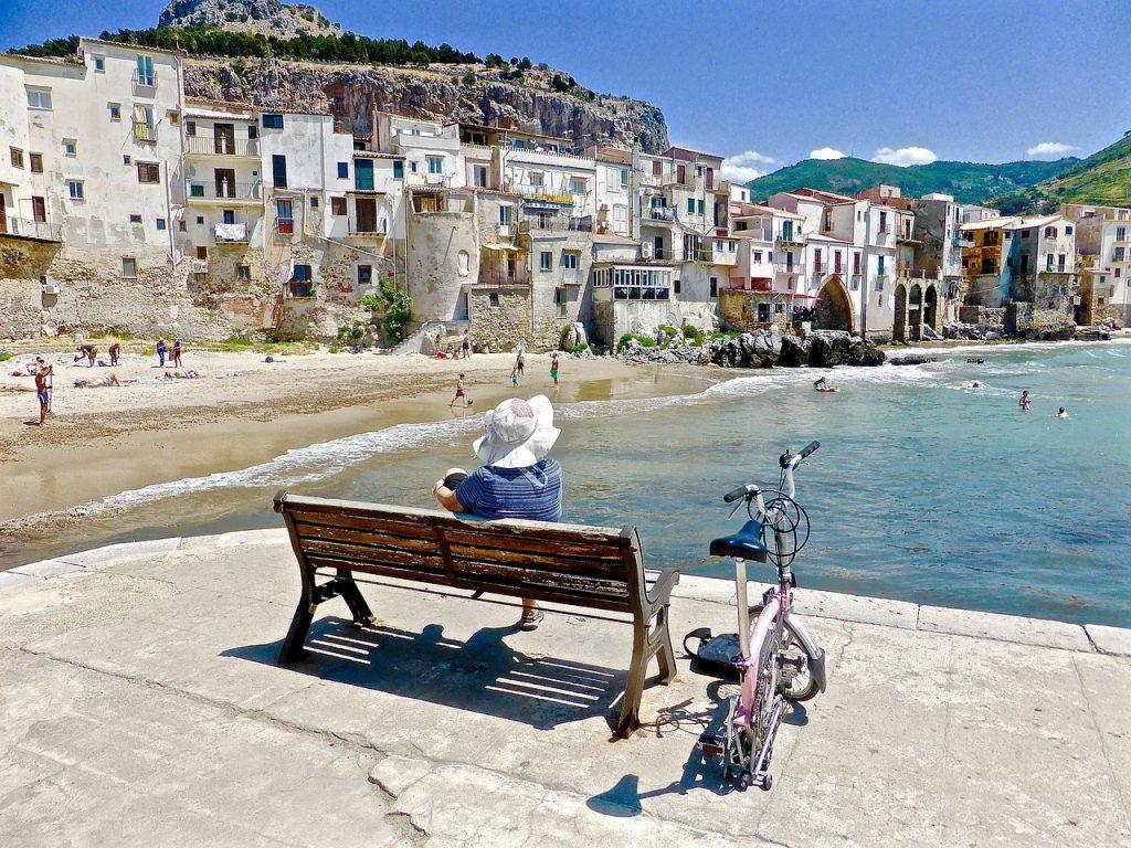 partir en Sicile