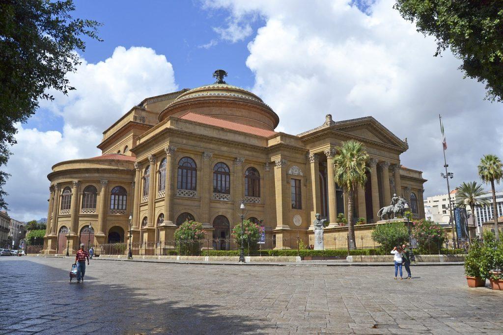 theatre Palerme