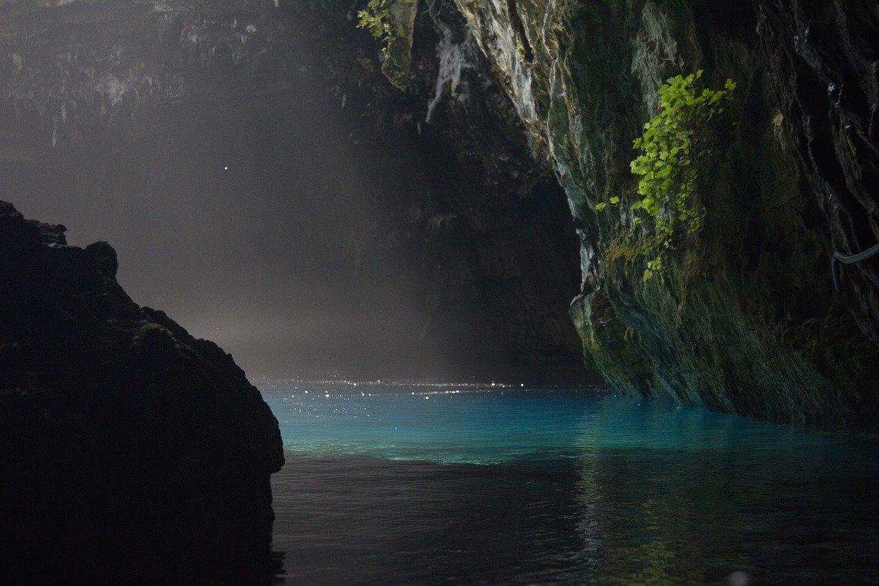 grotte cephalonie