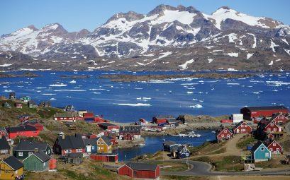 groenland pays-kayak