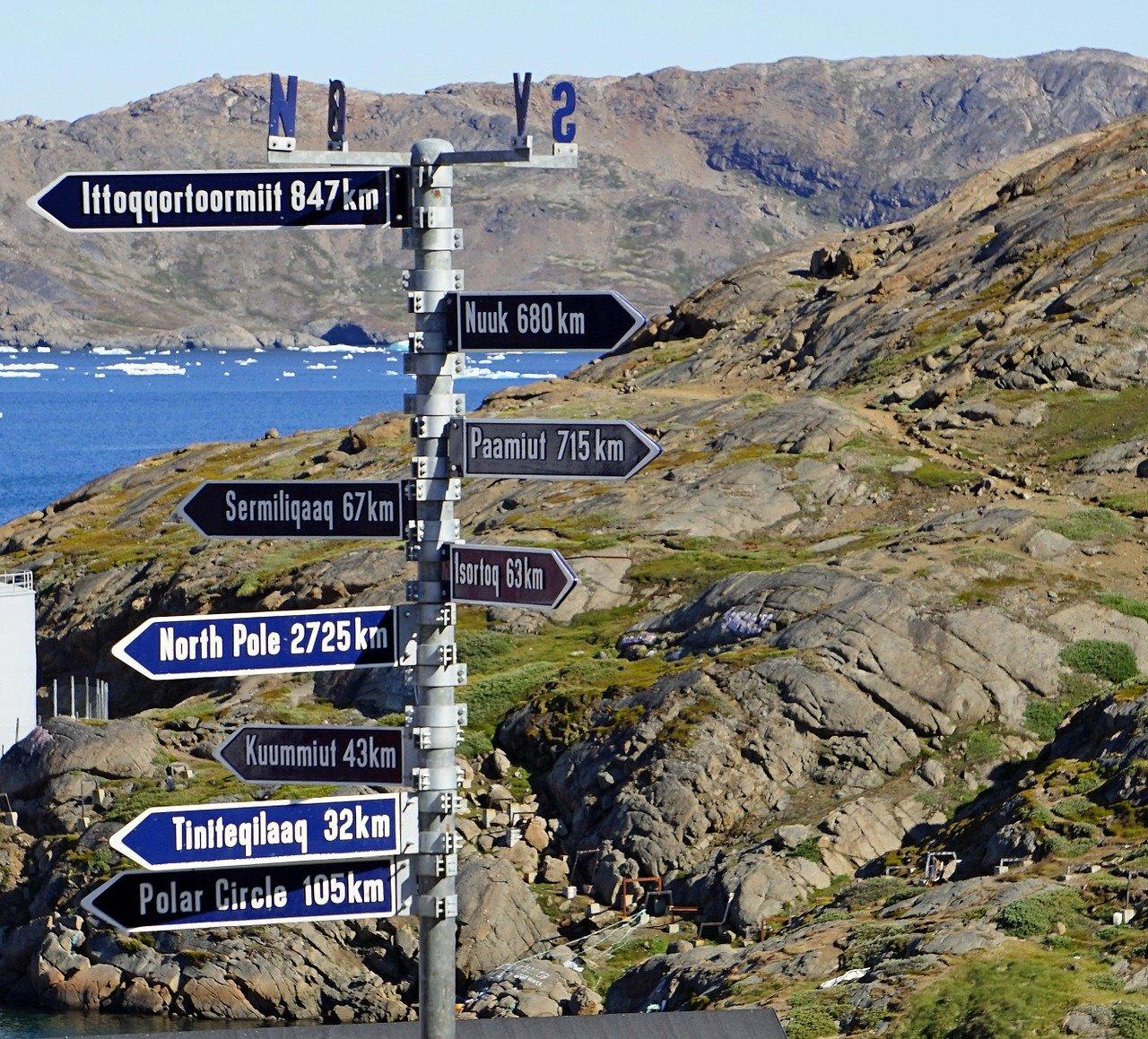 visiter groenland