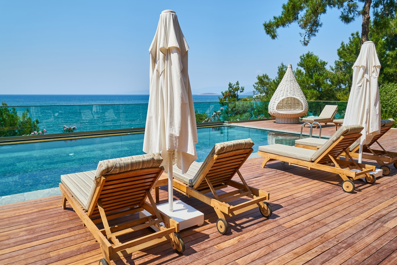 residences vacances piscine